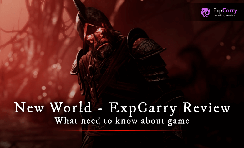 """What need to know about game """"New World"""""""