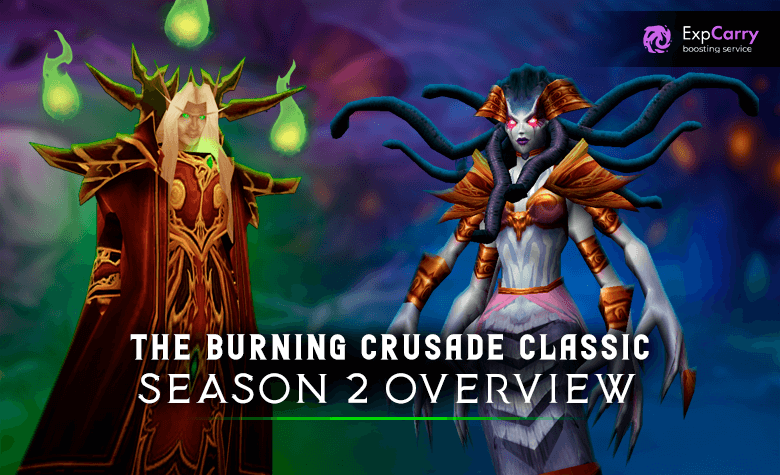 What's New in WoW Burning Crusade Classic 2.5.2 Phase 2?