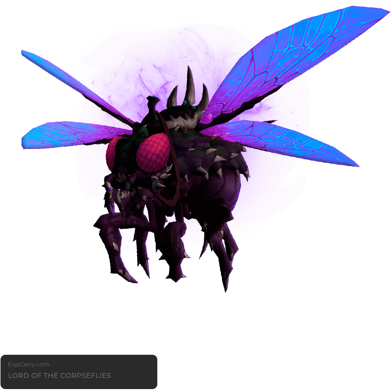 Lord of the Corpseflies