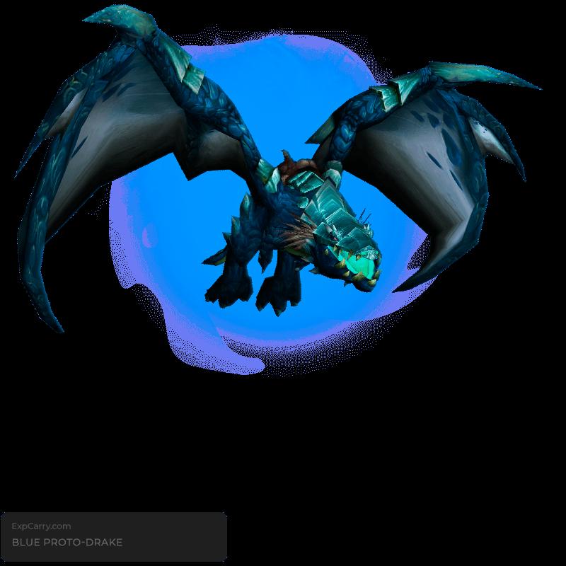Blue Proto-Drake
