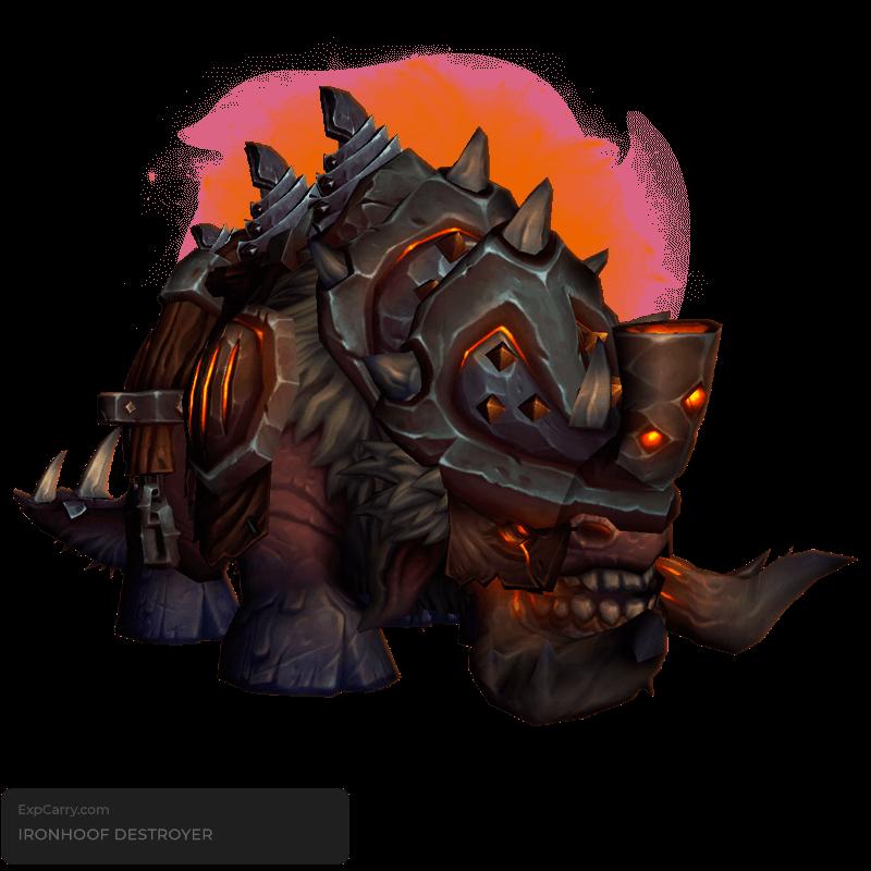 Ironhoof Destroyer