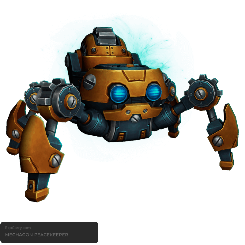 Mechagon Peacekeeper