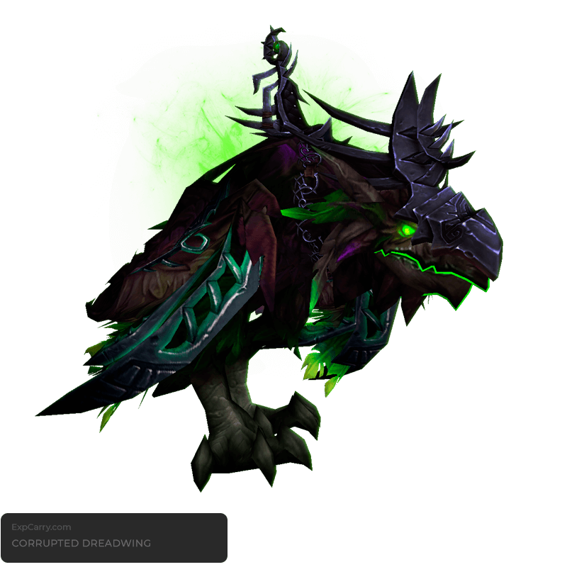 Corrupted Dreadwing