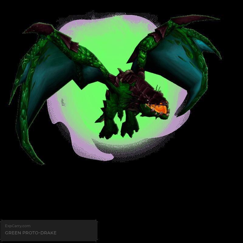 Green Proto-Drake