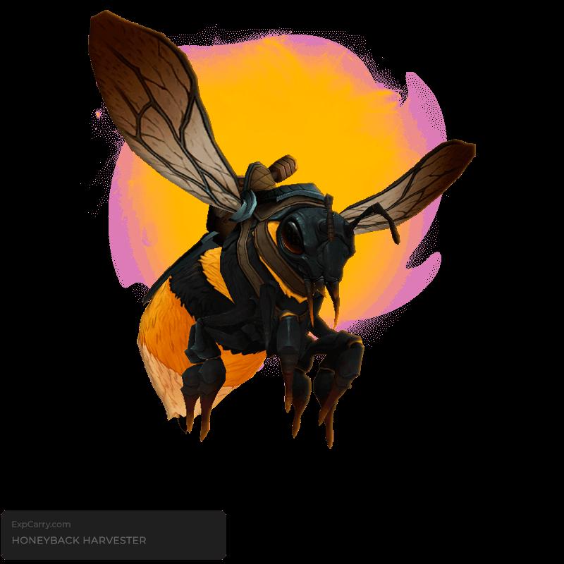 Honeyback Harvester