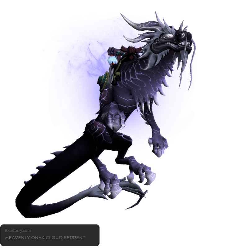 Heavenly Onyx Cloud Serpent