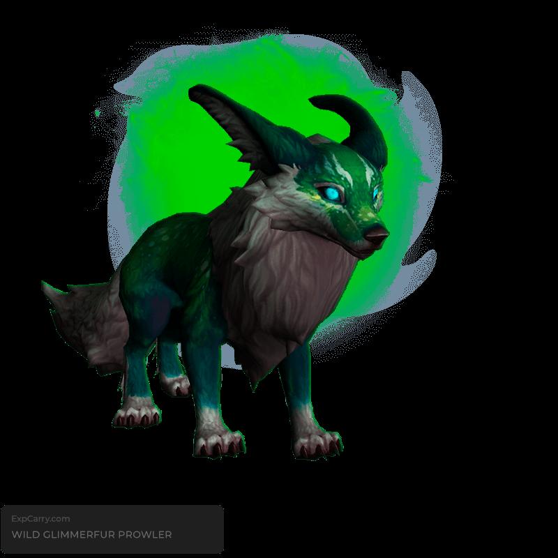 Wild Glimmerfur Prowler