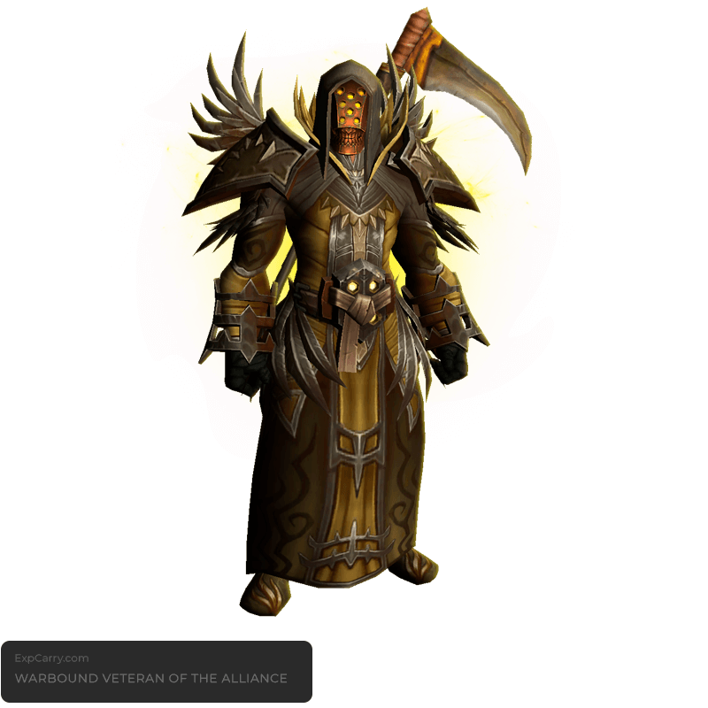Warbound Veteran of the Alliance